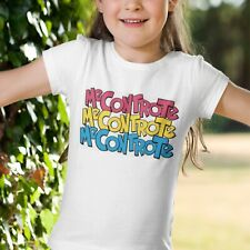 T-shirt Tshirt Maglia Me Maglietta Contro Bambina Te Bambino Lui e Sofi Kira Ray