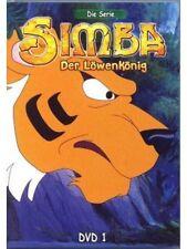 Simba - Der Löwenkönig - DVD 1 + 2