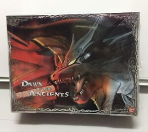 Battle Spirits Trading Card Game: Dawn of the Ancients Booster Box SEALED TCG