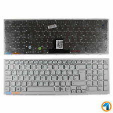 Laptop Keyboard for SONY VAIO VPCEB4E1E/WI VPC-EB1J8E/WI White UK Layout
