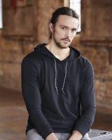 Anvil - Lightweight Long Sleeve Hooded T-Shirt - 987