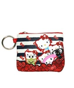 Sanrio 50th Anniversary Hello Kitty and Friends Coin Bag