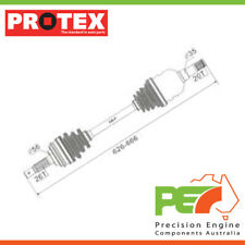 New *PROTEX* Drive Shaft For TOYOTA CAMRY SV21R 2.0 ltr 3SFE l4 16V DOHC