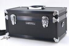 【NEAR MINT+++ RARE BLACK CASE】 Pentax 67 6*7 67ii Lens SET CASE From Japan