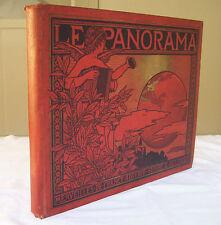 LE PANORAMA, MERVEILLES DE FRANCE BELGIQUE SUISSE ALGERIE & TUNISIE / NEURDEIN