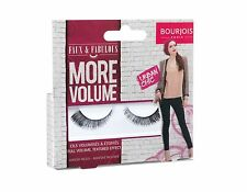 Bourjois FALSE EYELASHES MORE VOLUME FAUX & FABULOUS INCLUDES ADHESIVE*