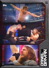 Topps SLAM WWE Daniel Bryan Triptychs Marathon Week 4 Limited [Digital Card]