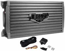 New Boss Armor AR2000M 2000 Watt Mono Amplifier Car Audio Amp + Bass Remote