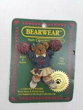 Vintage Bearwear Collection Boyd's Bears and Friends - Chearleader Pin #26032