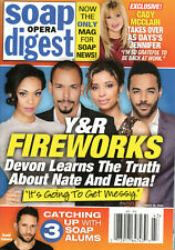 Soap Opera Digest Magazine October 26 2020 Young & the Restless Don Diamont