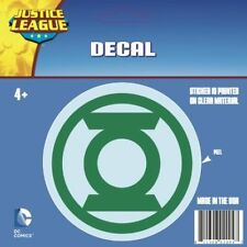DC Comics Green Lantern Logo Green Window Decal Sticker