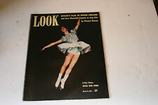 Look Mach 11 1941 - Orson Wells, Citizen Kane, Dorothy Lewis, Us Marines