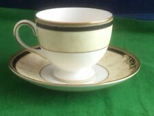 Unboxed Tea Cup & Saucer British Wedgwood Porcelain & China