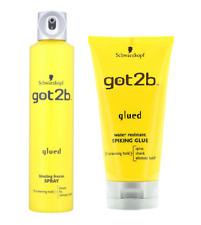 Duo Got2b Glued Blasting Freeze Spray 300ml + Glued Spiking Glue 150ml