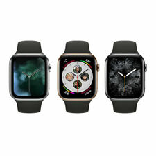 Apple Watch Series 4 Stainless Steel 44mm - GPS + BT - All Colors