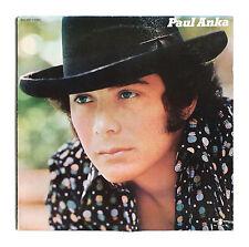 """Paul Anka - Self-Titled Album - ** EXCELLENT CONDITION ** 12"""" Vinyl LP"""