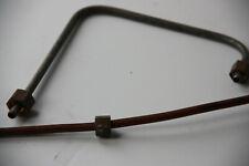 Copper Microbore 5mm LPG Gas Plumbing Pipe - 44cm & 35cm