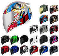 *SHIPS SAME DAY* ICON Airflite (All Colors) Motorcycle Helmet