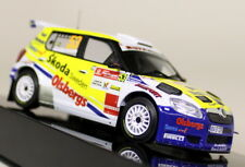 Ixo 1/43 Scale RAM433 Skoda Fabia S2000 #53 Rally Portugal 10 Diecast Model Car