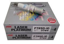 8 Pack NGK 3784/PTR5D-10 Laser Platinum Premium Spark Plugs...More