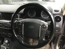 DISCOVERY 4 TDV6 3.0 STEERING WHEEL, COMPLETE WITH CONTROLS