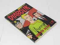 DIABOLIK SWISS SECONDA RISTAMPA ED. ASTORINA N° 105 [EG-082]