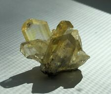 Rare Museum Quality ~ Anglesite Crystal Cluster ~ Morocco ~ Rainbows !