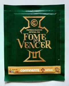 "Packet EURO 2020 TOURNAMENT Panini Family ""FOME DE VENCER"" 2021 BUSTINA POCHETTE"