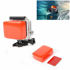 Float Floaty Sponge W/ 3M Adhesive For Gopro Hero 4 3+ 3 2 1 Camera BRAND NEW!!