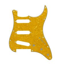 Strat Stratocaster Electric Guitar Pickguard Scratch Plate USA MEX COLOURS