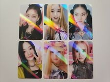 Stayc Staydom Official Withdrama Exclusive Holo Photocards
