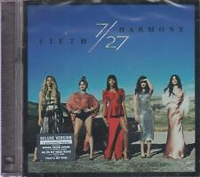 DELUXE VERSION - Fifth Harmony 7/27 CD INCLUDES 2 Additional Tracks USA SELLER !