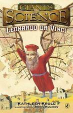 Giants of Science: Leonardo Da Vinci by Kathleen Krull (2008, Paperback)