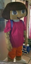 Dora The Explorer Adult Mascot Costume