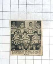 1964 St Ives Youth Club Soccer Team, Stevens, Perkin, Fleming, Wiles