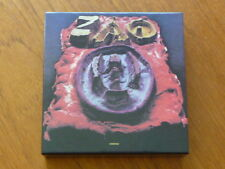 Zao: Shekina Empty Promo Box (Japan Mini-LP no cd magma univeria zekt gong Q