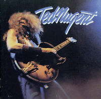 TED NUGENT  ted nugent (remasterisé) + 4 bonus tracks