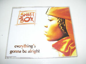 SWEET BOX - EVERYTHING'S GONNA BE ALRIGHT 7tr. CDM 1997