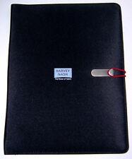Leichte Aktenmappe Businessmappe Konferenzmappe Schreibmappe A4 Format