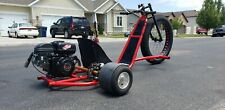 "26"" Drift trike frame kit w/Gymkhana Hand Brake- DIY"