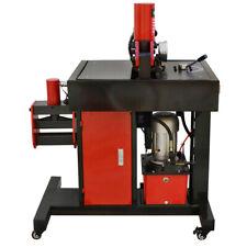 3 In1 Busbar Fabrication Machine Bending Shearing Punching Thickness 38 12