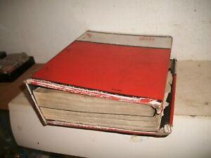 "Case Model ""600 & 660 Self-Propelled Combine Dealer Parts Catalog Manual Book"