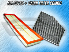 AIR FILTER CABIN FILTER COMBO FOR 2012 2013 2014 VOLKSWAGEN BEETLE 2.5L ONLY