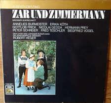 Albert Lortzing Annelies Burmeister, Erika K LP Comp Vinyl Schallplatte 137539