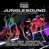 JUNGLESOUND: REVENGE OF THE BASS (15 YEARS OF BREAKBEAT KAOS) [CD]