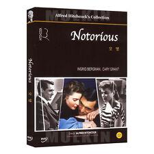 Notorious (1946) DVD - Alfred Hitchcock, Ingrid Bergman