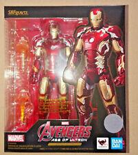 Bandai S.H Figuarts Iron Man Mark 43 Action Figure Marvel