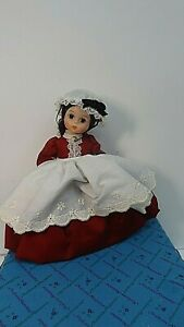 Madame Alexander Doll Company Little Women Marme Doll 415 With Box