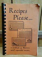 Recipes Please.. A Cookbook of Hawaii's Most Requested Hawaiian Recipes Vintage