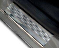 NISSAN X-TRAIL I T30 2001-2007 LES SEUILS DE PORTE ACIER + Polyurethane [ 4pcs ]